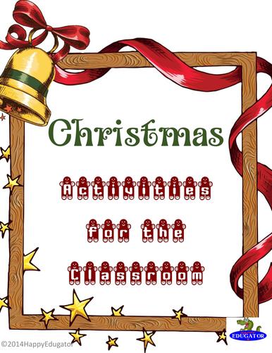 essay christmas english book pdf