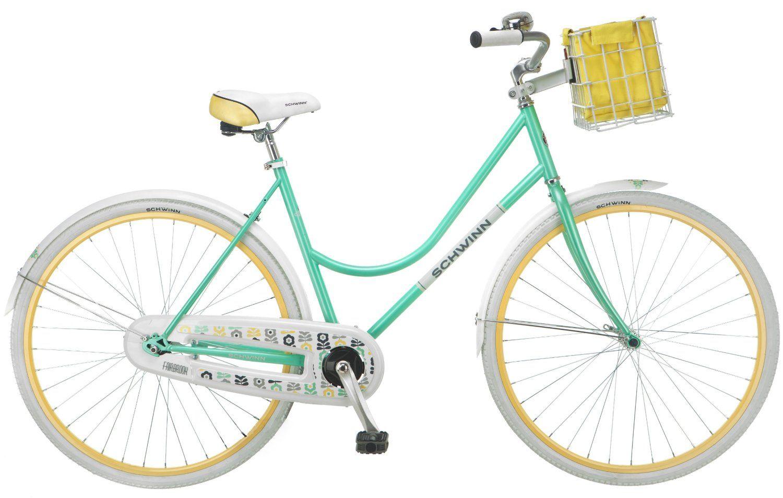 Amazon com : Schwinn Women's Fairbrook 700C Cruiser Bicycle