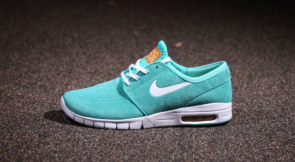 Nike SB Stefan Janoski Max L 'Hyper Jade' | Sneakers Love Portugal