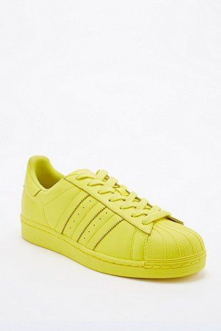 Adidas X Pharrell in Supercolor Superstar Trainers in Pharrell Amarillo Urban 02dd57