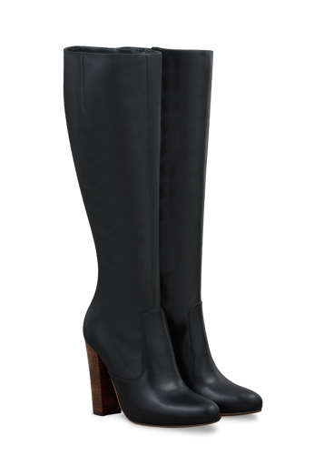 d2f128254af Avani - Boots in up to 21 calf sizes