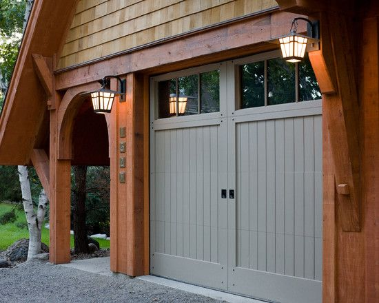 Carriage house shed designs