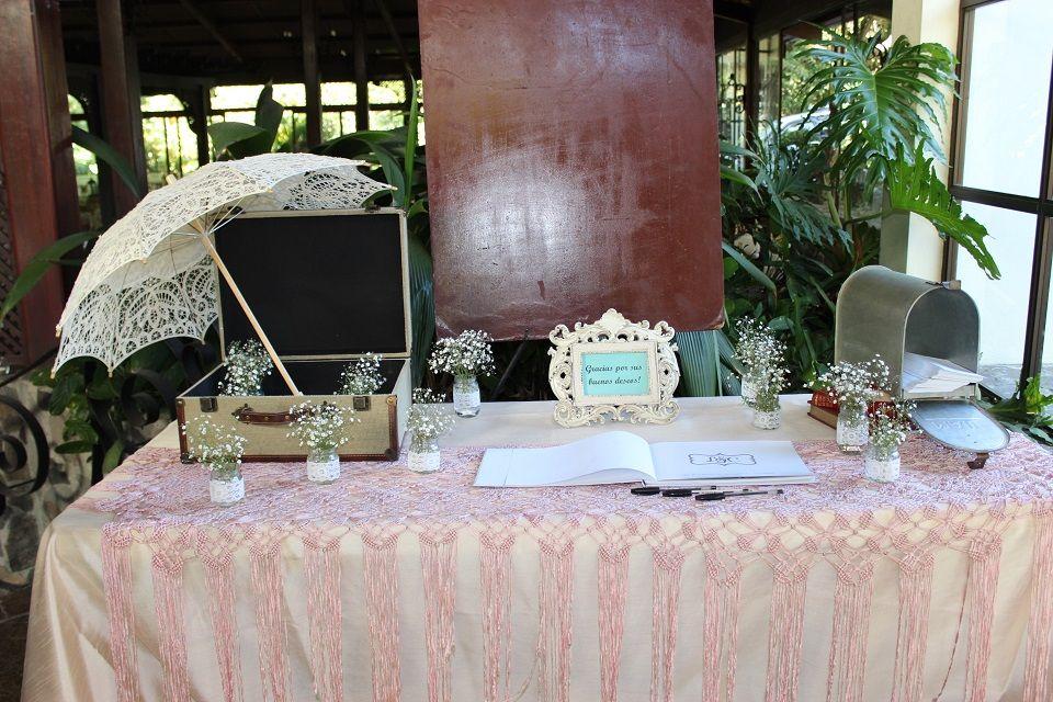 Mesa de firmas y - Articulos de decoracion ...