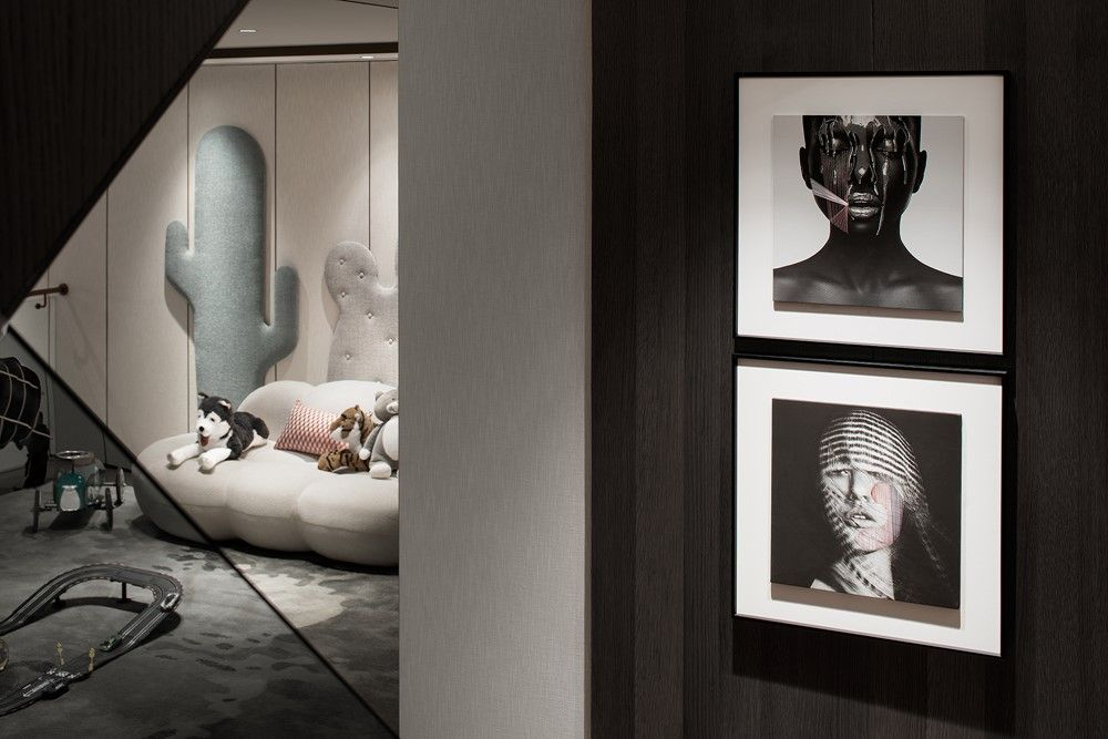 My House Idea Cheerful Bay Duplex Villa By One Cu Contemporary Furniture Design Interior Design Interior