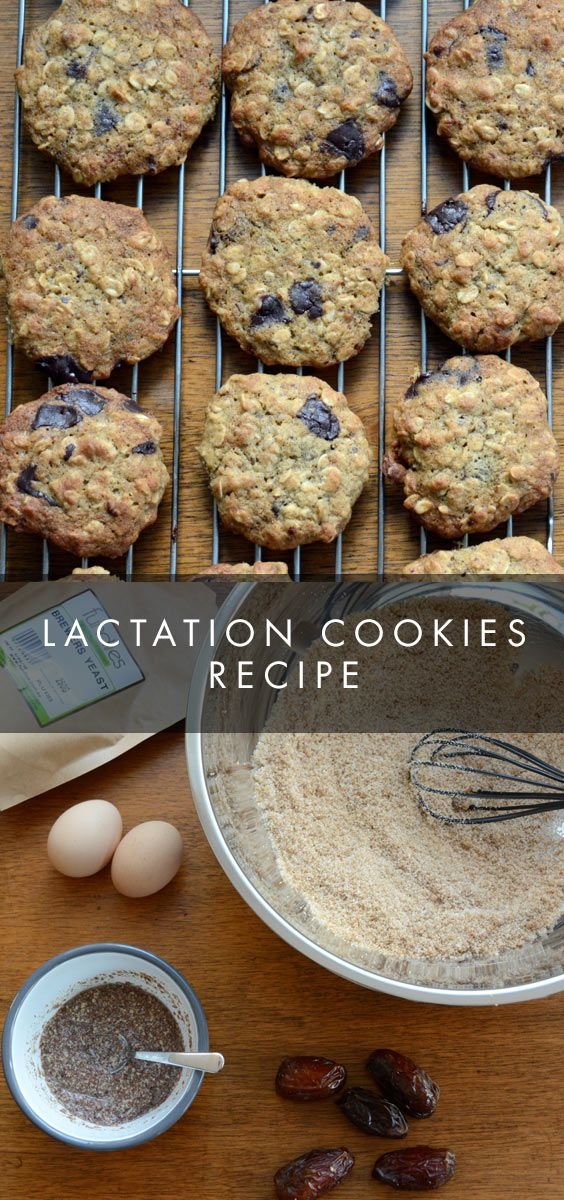 Lactation Biscuits -- For Increasing Your Milk Supply -7264