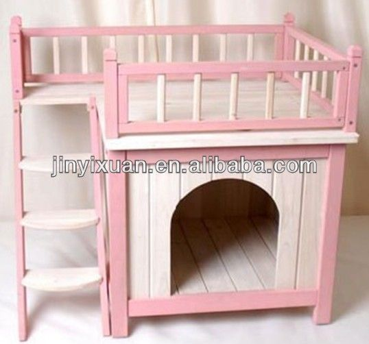 cute indoor wooden dog house bed dog kennel wholesale view indoor dog house bed jyx product. Black Bedroom Furniture Sets. Home Design Ideas