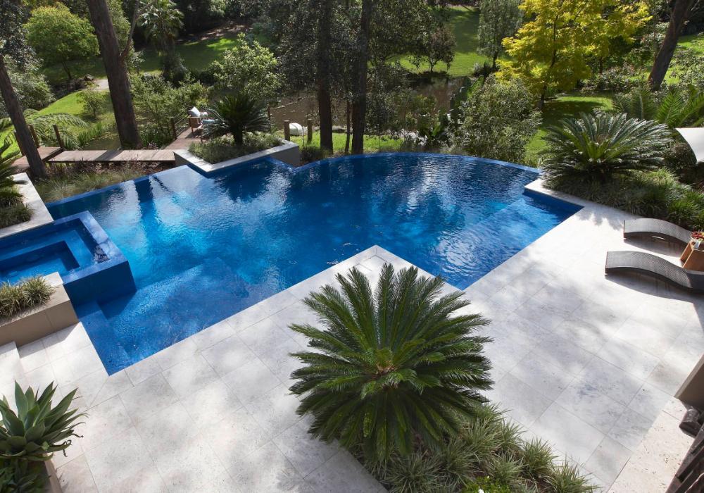 63 Invigorating Backyard Pool Ideas Pool Landscapes Designs Pool Landscape Design Backyard Pool Designs Backyard Pool