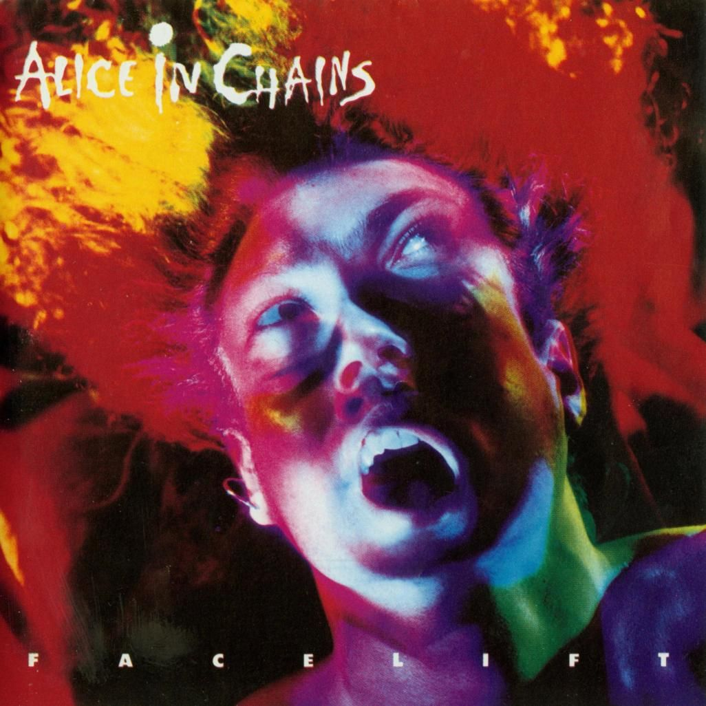 Alice In Chains Facelift With Images Alice In Chains Albums