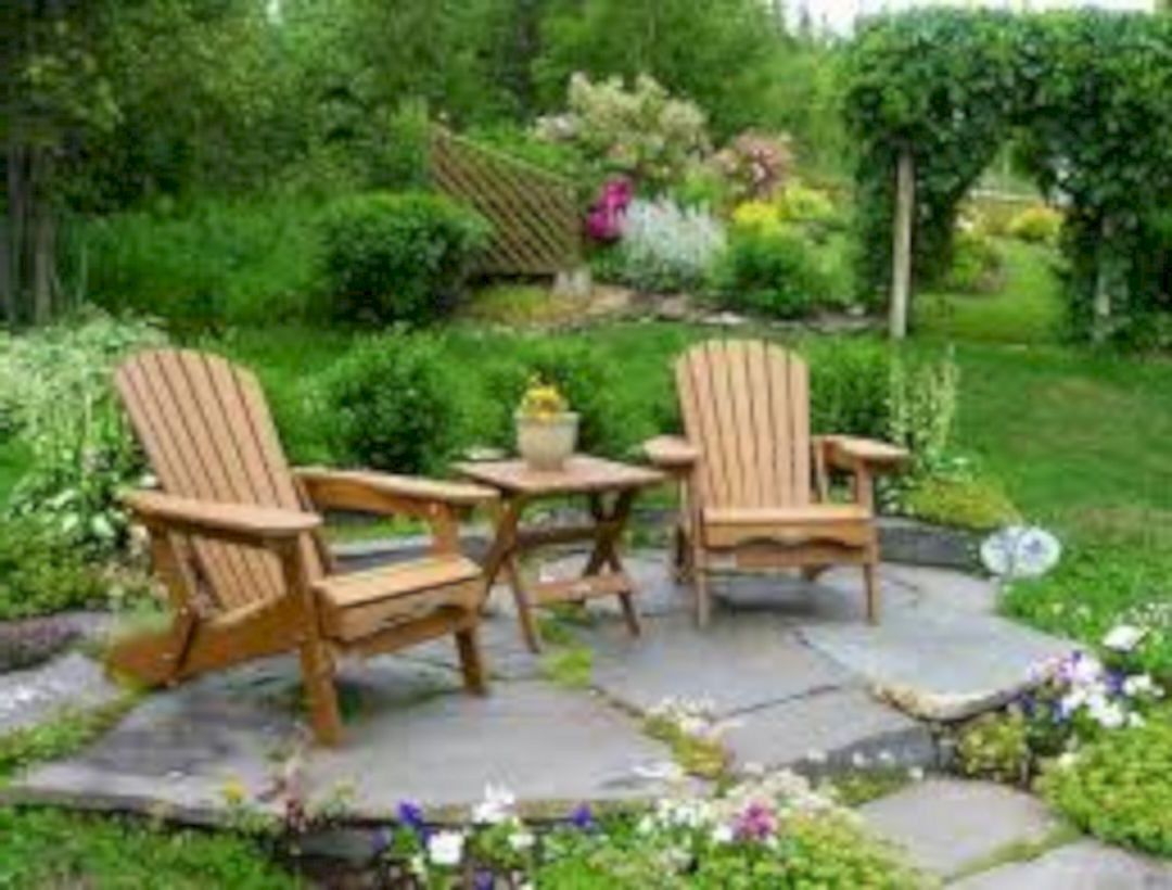 76 Beautiful Zen Garden Ideas For Backyard 410 | Garden ... on Zen Front Yard Ideas id=23445
