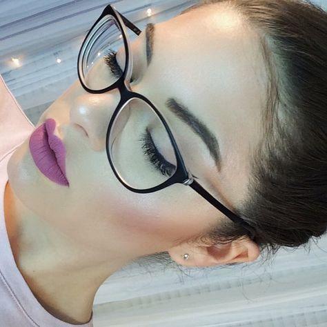 54ac5eed09 Stephbusta1 instagram Gafas Mujer, Chicas Con Lentes, Gafas De Sol, Lentes  Para Ver