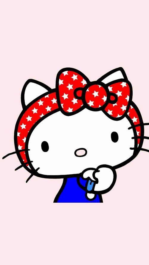 Art Hello Kitty And Baby 圖片 Hello Kitty Pictures Hello Kitty Images Hello Kitty Tattoos