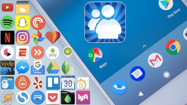 Browse the latest android app with an amazing