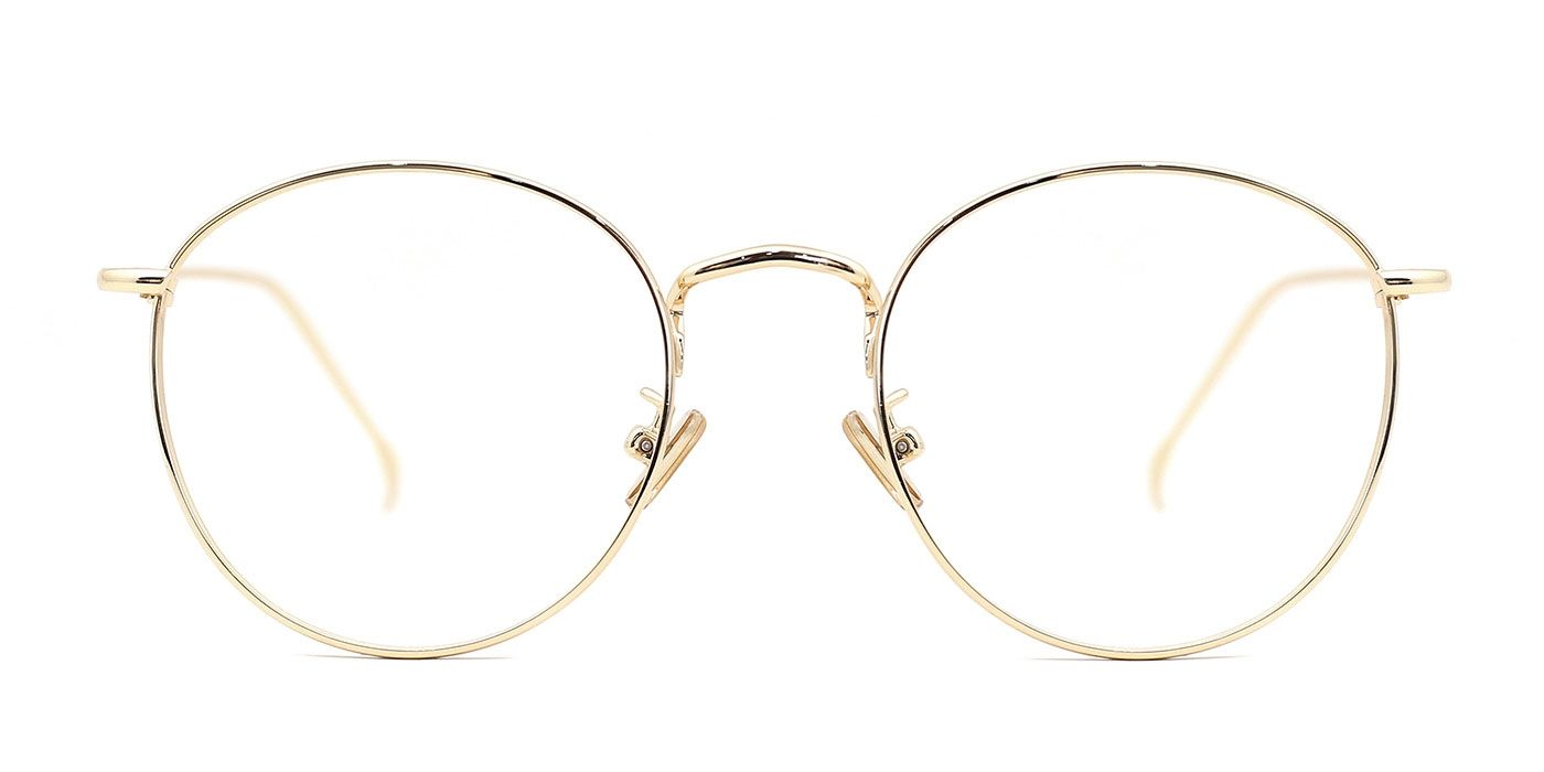77d59693a8 Henk eyeglasses in Gold color for women and men - Shop Eyeglasses    Sunglasses Online - Rx Glasses