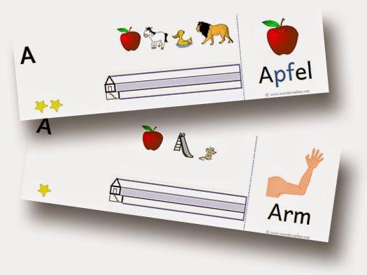 Grundschule :: Material & Arbeitsblätter: Lesen und Schreiben nach ...