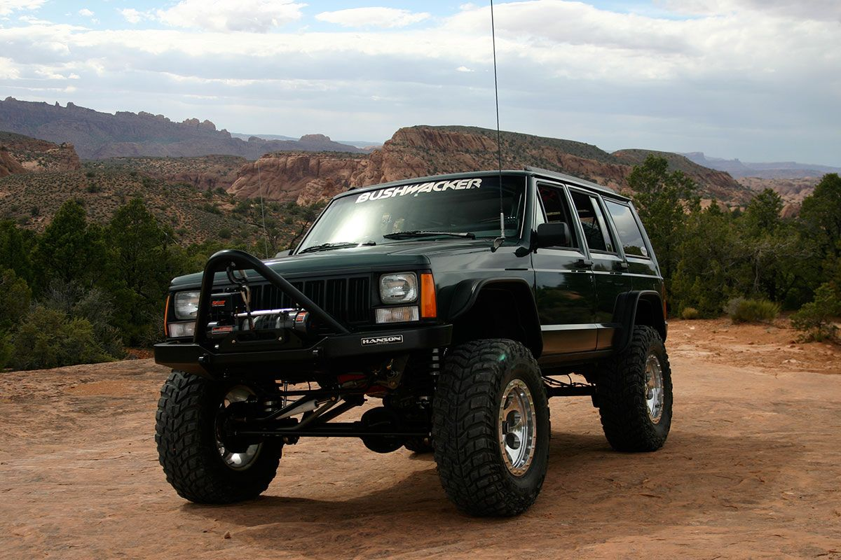 We'll be at Easter Jeep Safari 2015. Hope to see you there!