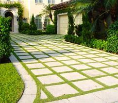 Average Driveway Paving Costs Beautiful Driveways Driveway Design Driveway Landscaping
