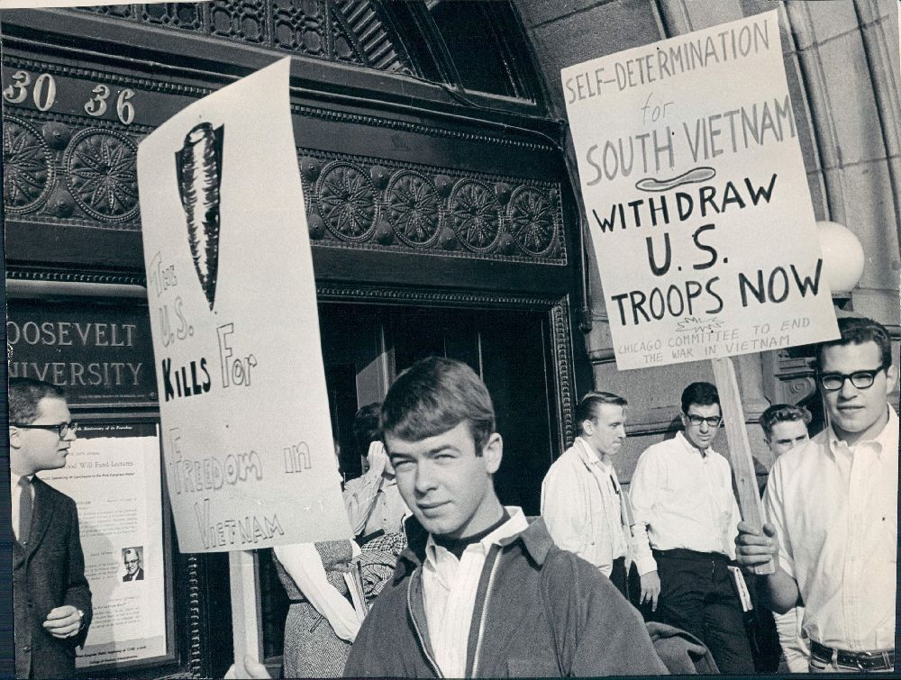 War Collection The Anarchists End The War 1965 1966 These Americans An American Archive Vietnam Protests Vietnam War