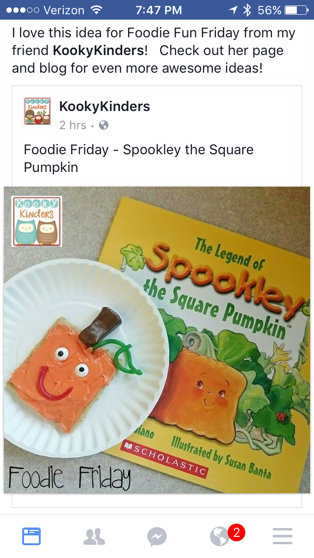 Pin by Kara Hamilton on classroom   Halloween preschool ...