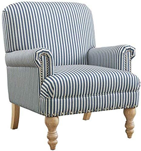 Best Enjoy Exclusive For Blue Beige Striped Linen Look Modern 640 x 480