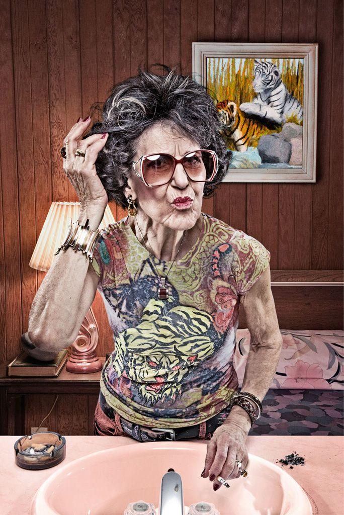 grandma by brandon jernigan