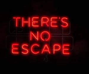Image result for trapped with no escape
