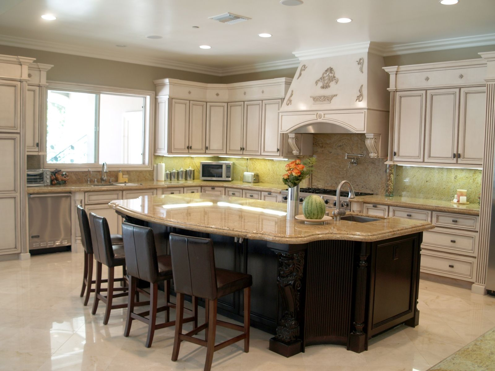 Unique Kitchen Islands Handmade Exquisite Woodwork Kitchen Island By Woodmaster Kitchen And