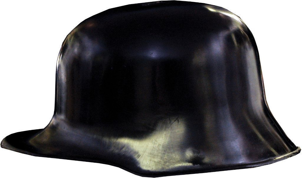costume accessory: helmet german Case of 2