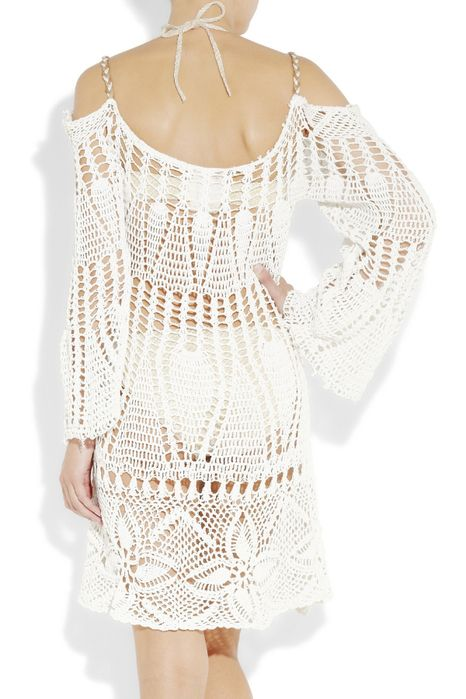 556-4 (466x700, 284KB) | crochet | Pinterest | Túnicas, Vestidos ...