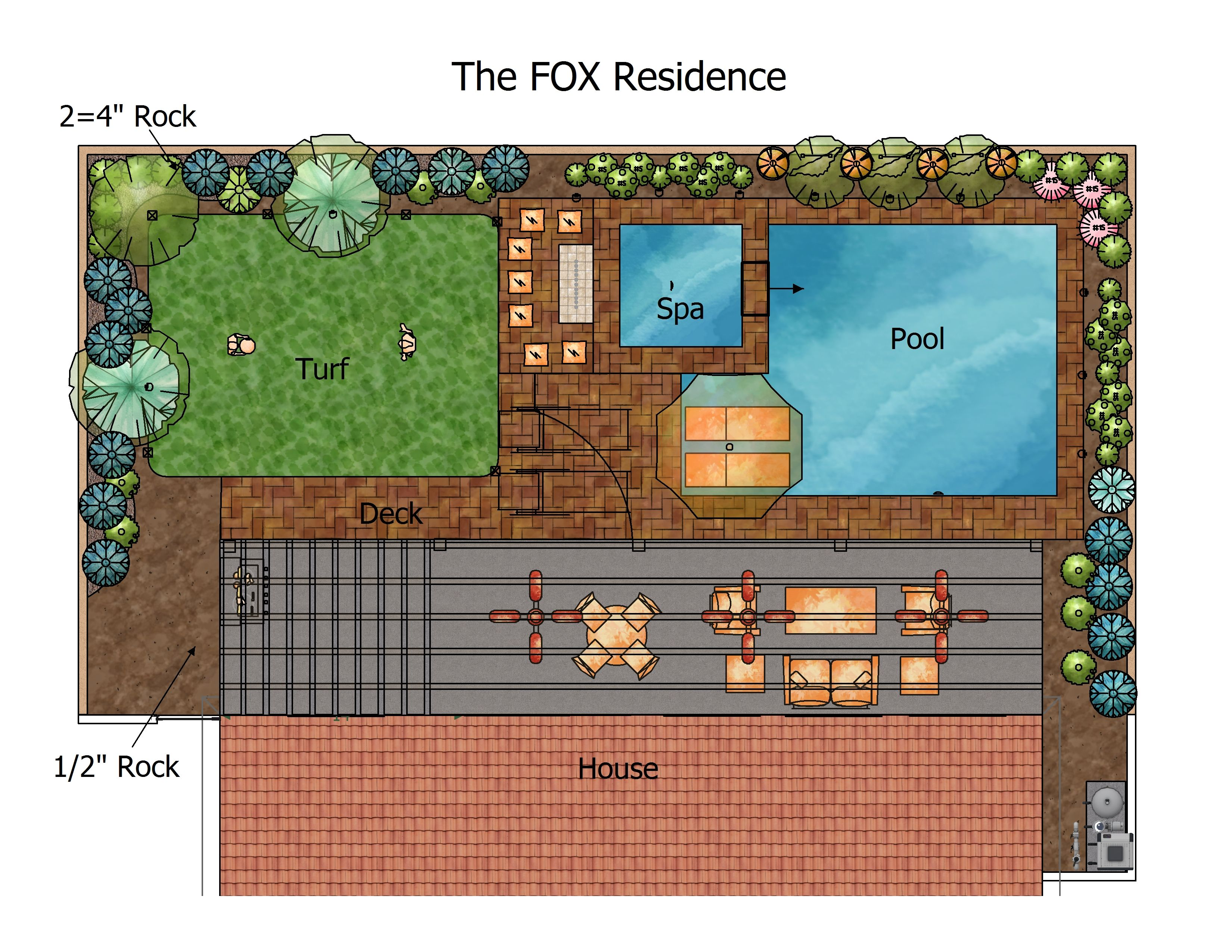 3D Landscape and Pool Design. This job has everything you know want ...