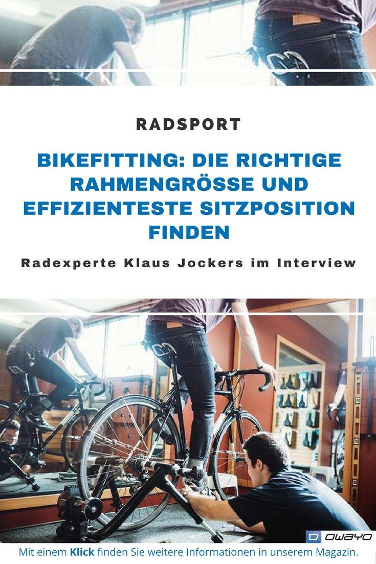 Weisst Du Was Deine Richtige Rahmengrosse Beim Fahrrad Ist Nein In Unserem Magazinbeitrag Gibt Der Radfachhand Fahrrad Sport Fahrrad Rennrad Fahren