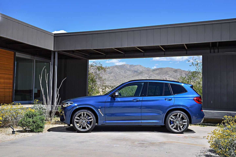El nuevo BMW X3 está en promoción, con el motor diésel 150