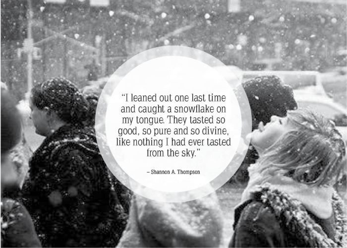 24 Nice Quotes About Winter And Snow - FunCageFunCage