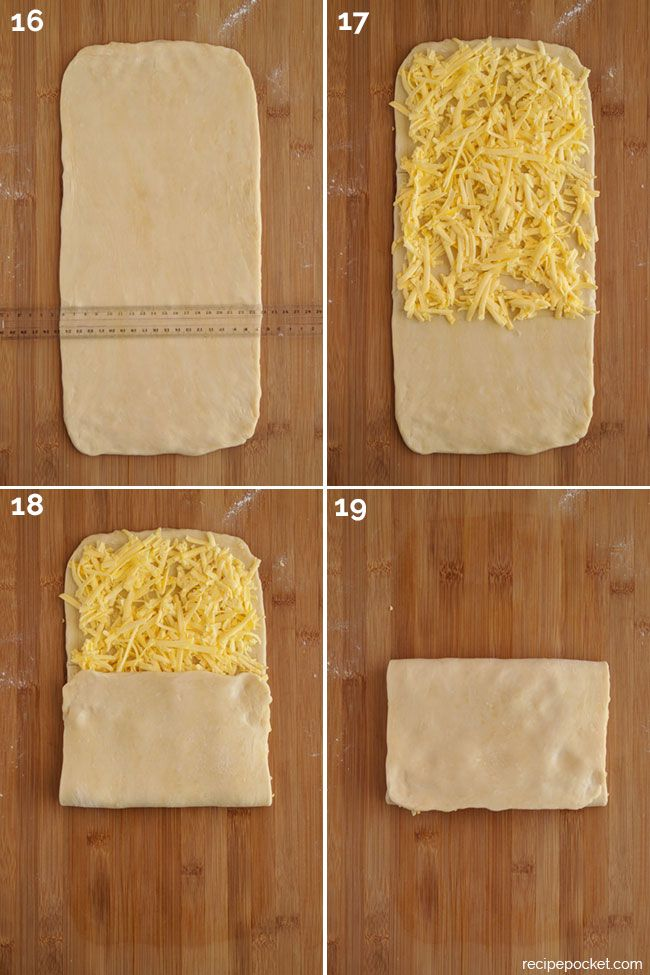 Easy Rough Puff Pastry Recipe - 30 Minutes To Make