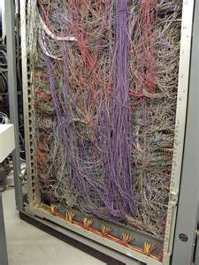 wiring in mainframe module. (rats nest) in 2019 | Old ... on