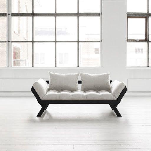 Sofa Bebop Cerna Prirodni Bonami Art And Design Black Sofa