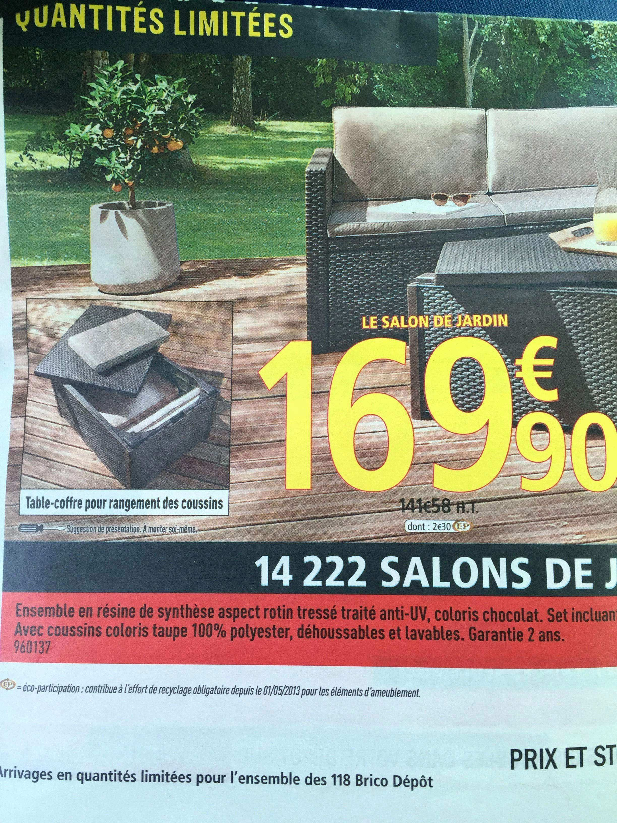 Unique Promo Salon De Jardin Brico Depot Small Garden Shelter Outdoor Furniture Sets Jardin