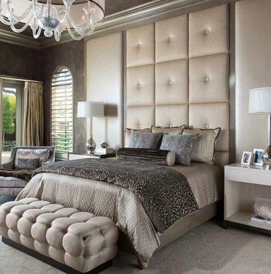 Une chambre design design, décoration, chambres Plus d\u0027dées sur - cabeceras de cama modernas