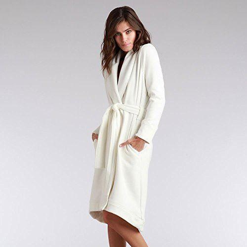 UGG Women s Duffield Robe Cream Robe XS  132f0f051