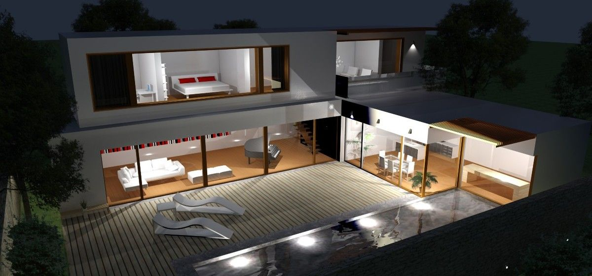 L Shaped Home Designs Home Design Ideas