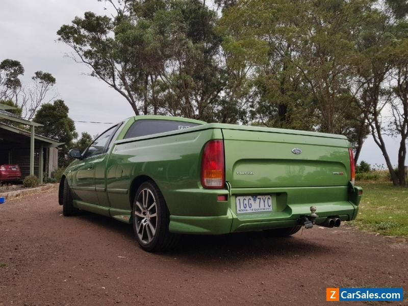 Car For Sale Ford Xr8 Ute