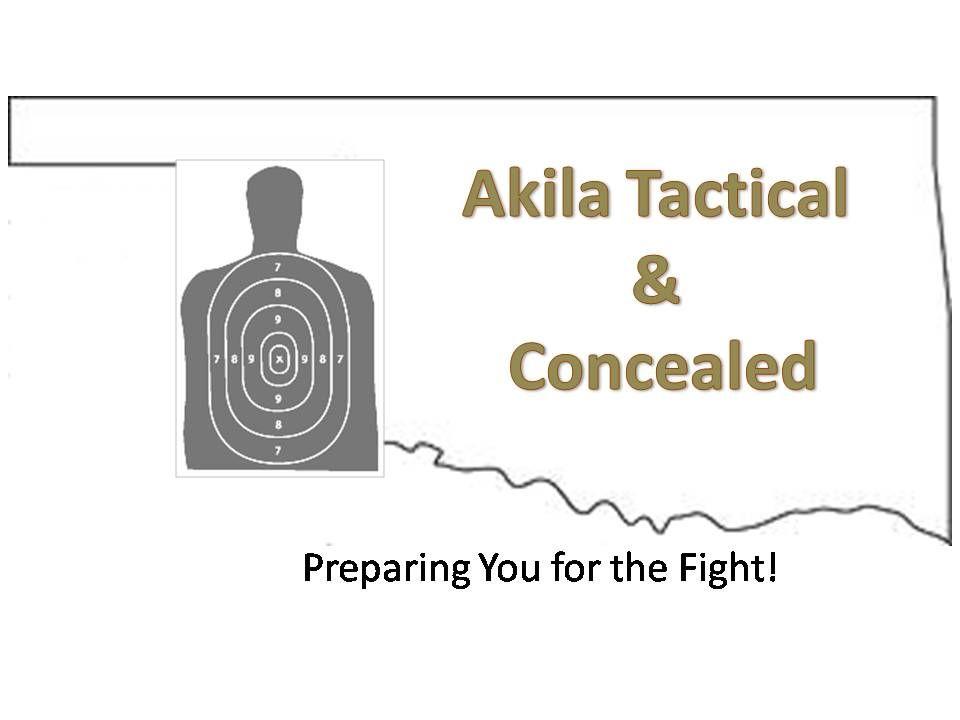 Akila Tactical & Concealed Carry  Oklahoma City, OK