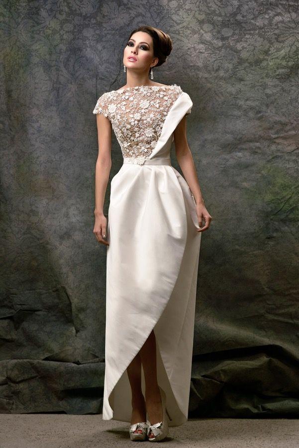 alberto rodriguez | novias 2016 | vestidos de novia 6 | pinterest