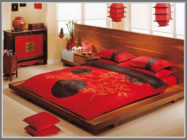 10 Bedroom Design With Oriental Style Get A Unique Rooms