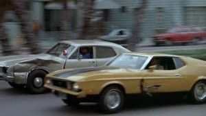 Gone in 60 Seconds - 1974 - Best car chase/crash movie ever.