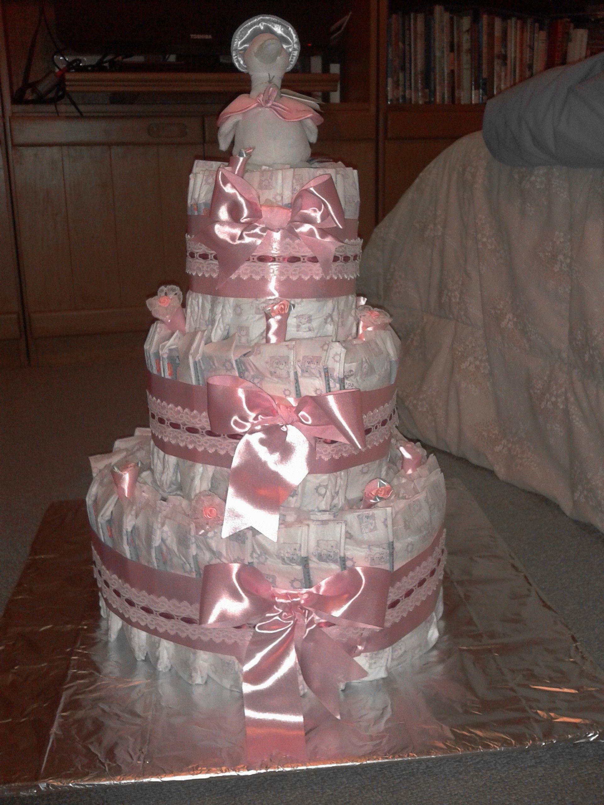 Nappy Cake!