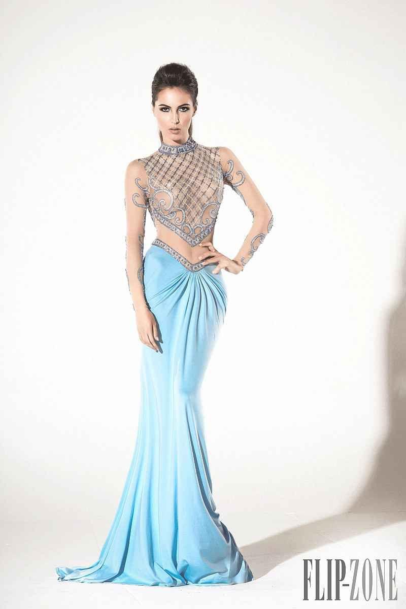 28f6ec2bc5d Charbel Zoé – 70 photos - la collection complète Haute Couture