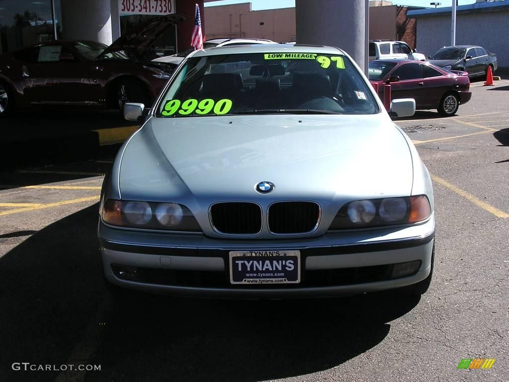 1997 bmw colors 1997 BMW 5 Series 528i Sedan Arctic