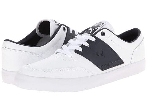 PUMA El Ace 4 L   Puma, White sneaker