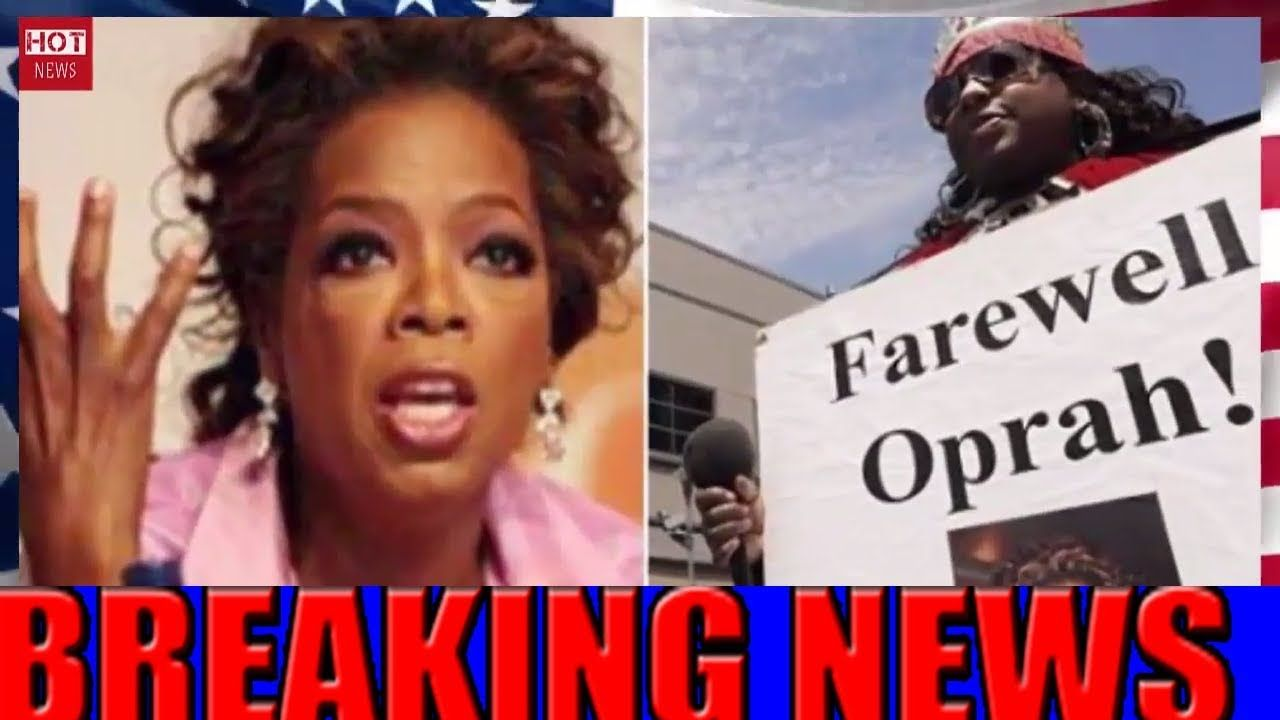Oprah Winfrey was furious because of her employees 10.09.2010 31