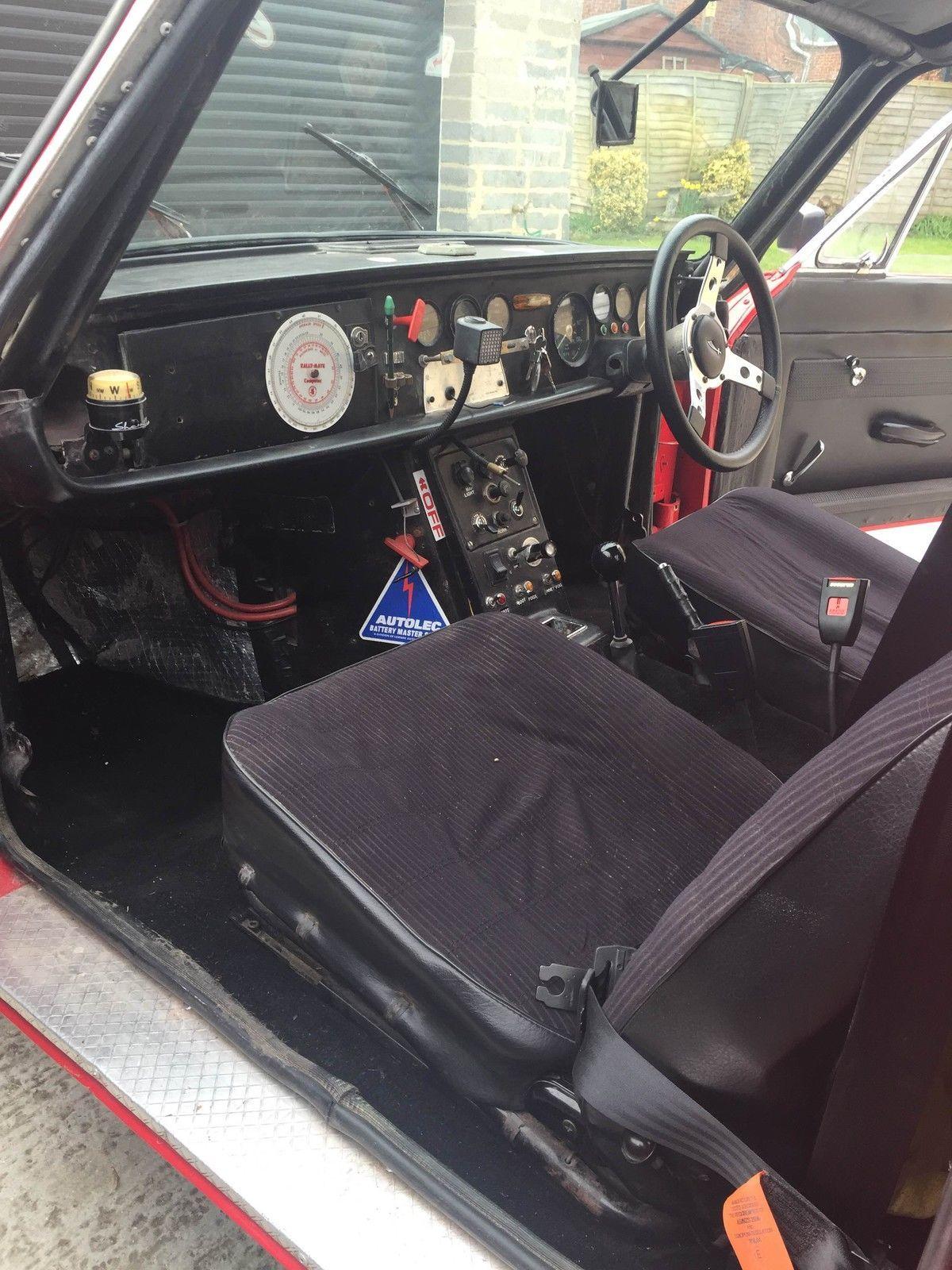 RELIANT SCIMITAR GT 1967 HISTORIC FIA RALLY CAR in Cars, Motorcycles ...